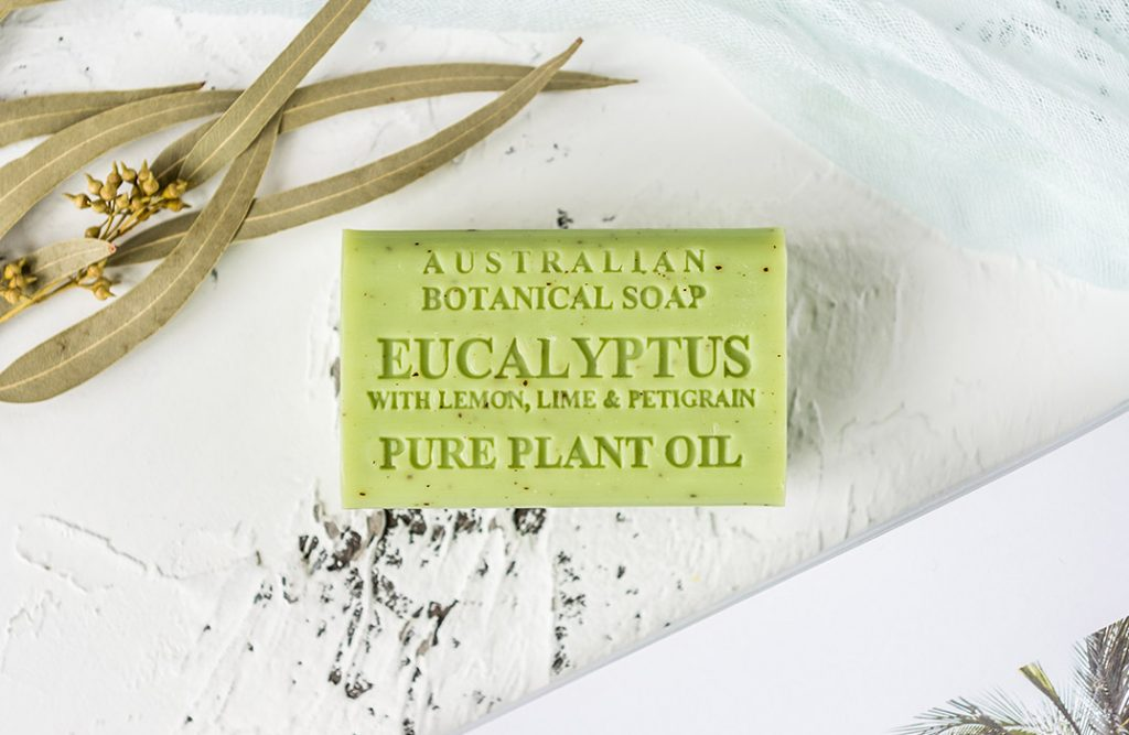 Eucalyptus with Lemon, Lime and Petitgrain