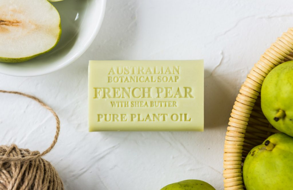 FRENCH PEAR WITH SHEA BUTTER