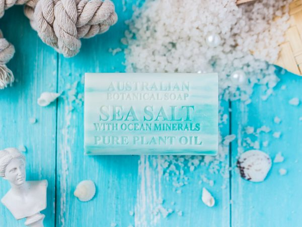 Sea Salt with Ocean Minerals soap
