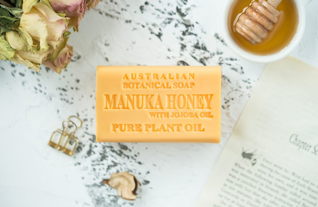 Manuka Honey with Jojoba Oil