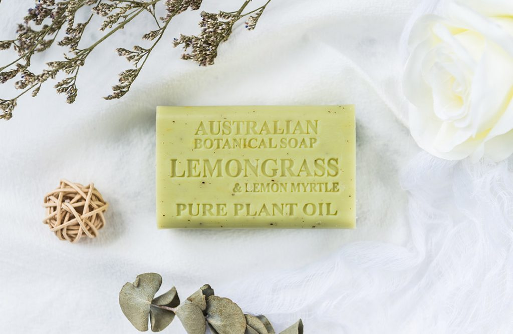 Lemongrass and Lemon Myrtle