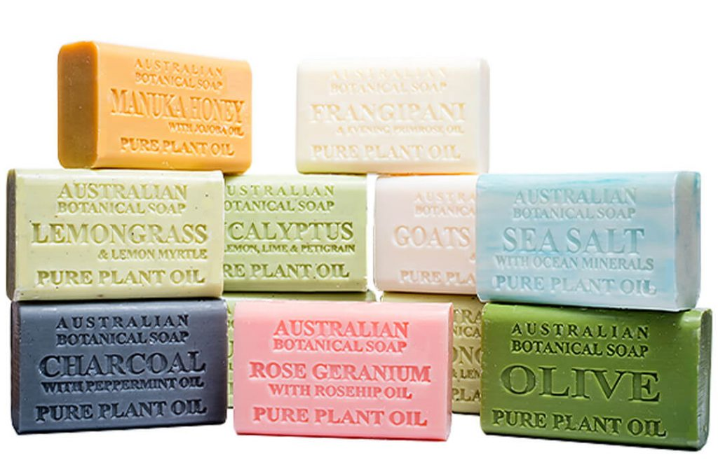 MIXED BOX SOAP x 12 PACK