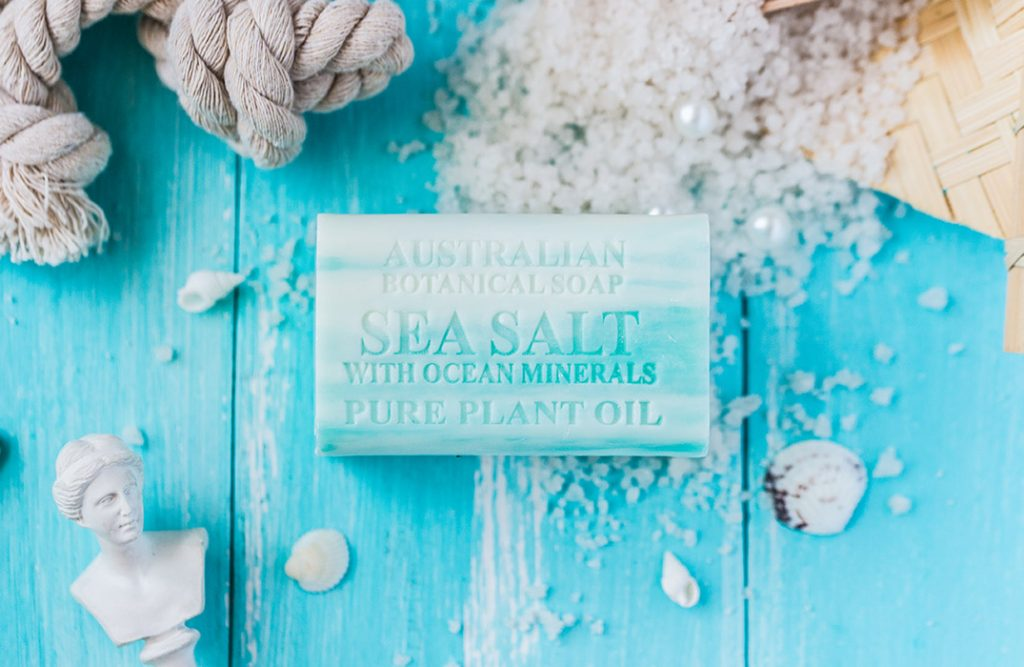 Sea Salt with Ocean Minerals