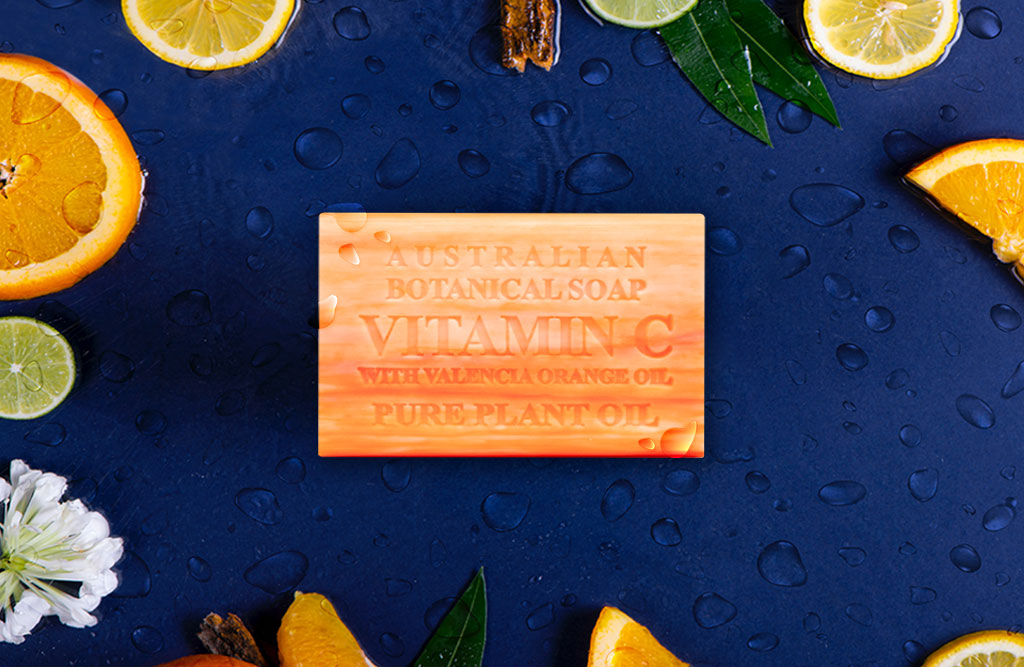 Vitamin C with Valencia Orange Oil